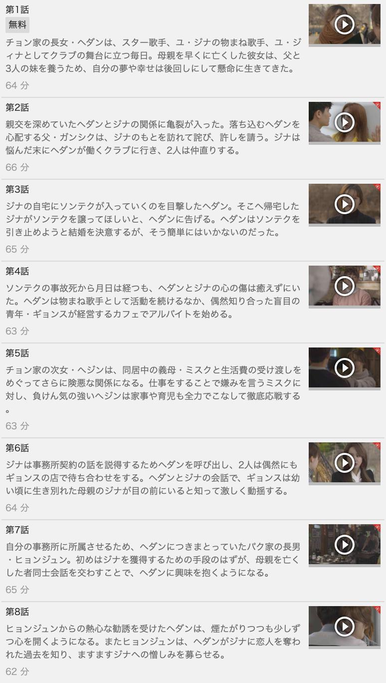 【あなたはひどいです】の動画を全話見る方法は「U-NEXT(ユーネクスト)の31日間無料視聴」を活用することで解決!