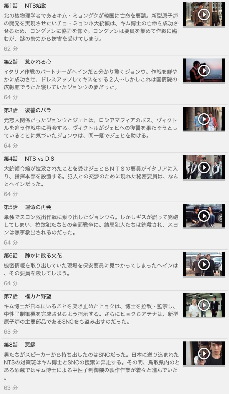 【ATHENA-アテナ-】の動画を全話見る方法は「U-NEXT(ユーネクスト)の31日間無料視聴」を活用することで解決!