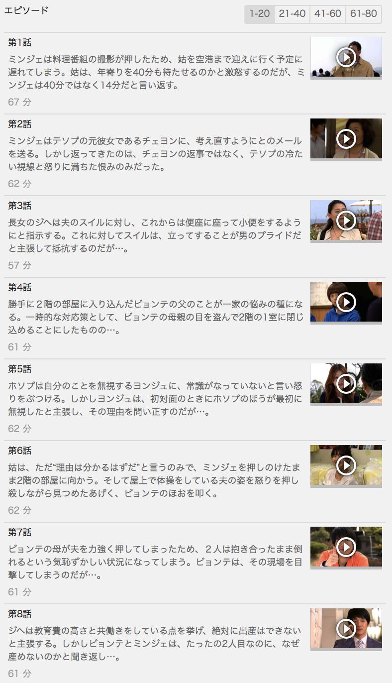【美しき人生】の動画を全話見る方法は「U-NEXT(ユーネクスト)の31日間無料視聴」を活用することで解決!