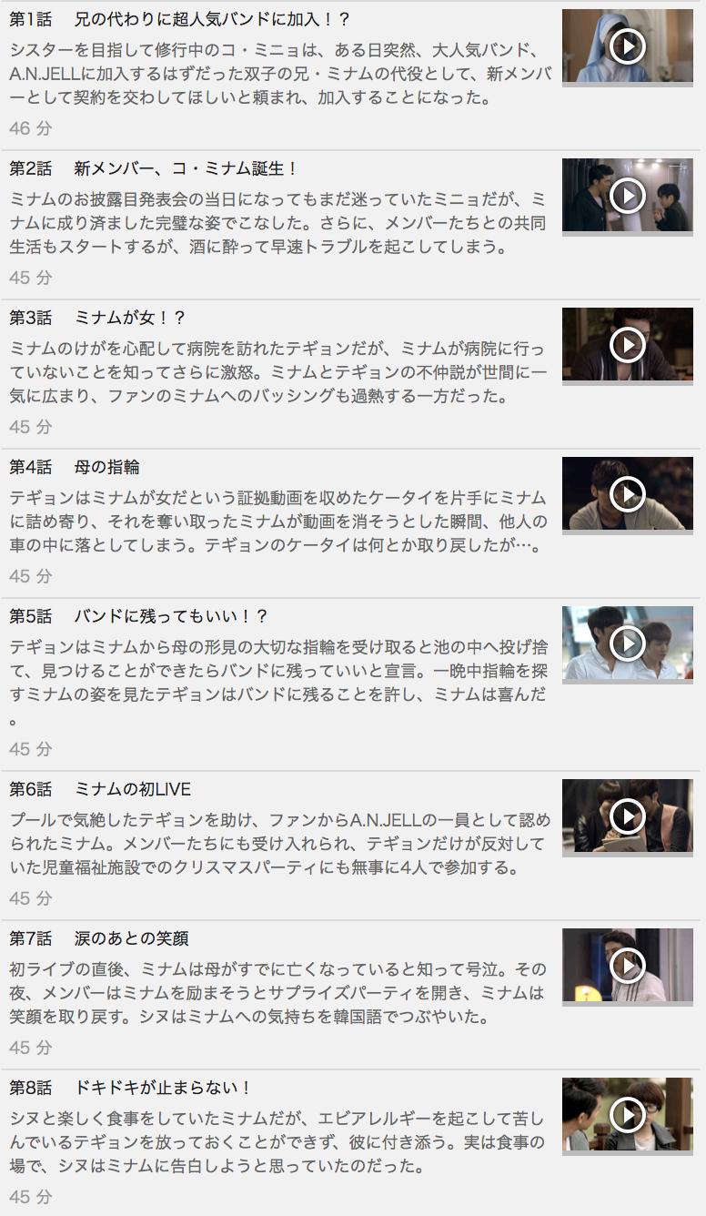 【美男<イケメン>ですね〜fabulous☆Boys〜】の動画を全話見る方法は「U-NEXT(ユーネクスト)の31日間無料視聴」を活用することで解決!