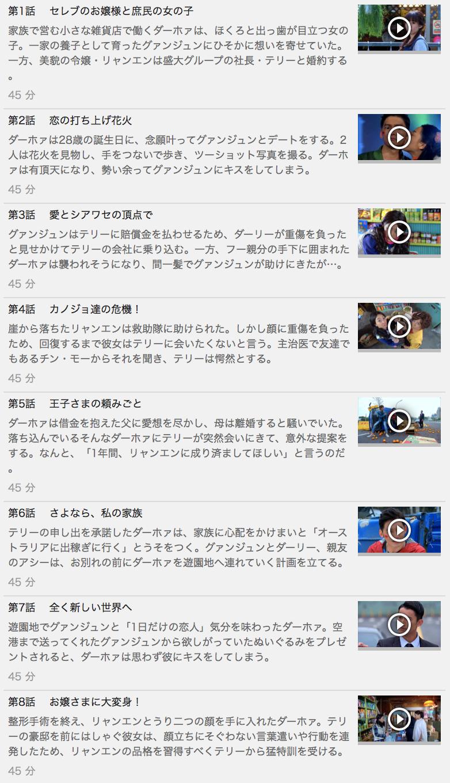 【カノジョの恋の秘密(金大花的華麗冒險)】の動画を全話見る方法は「U-NEXT(ユーネクスト)の31日間無料視聴」を活用することで解決!