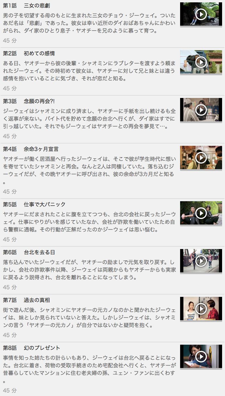 【僕らのメヌエット(妹妹)】の動画を全話見る方法は「U-NEXT(ユーネクスト)の31日間無料視聴」を活用することで解決!