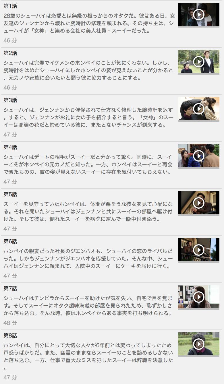【元カレはユーレイ様!?】の動画を全話見る方法は「U-NEXT(ユーネクスト)の31日間無料視聴」を活用することで解決!
