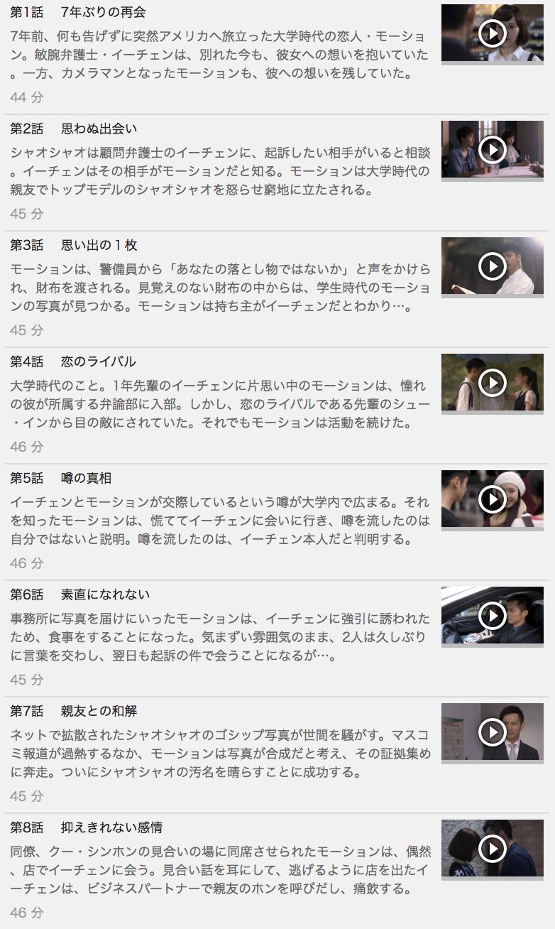 【マイ・サンシャイン~何以笙簫默~】の動画を全話見る方法は「U-NEXT(ユーネクスト)の31日間無料視聴」を活用することで解決!