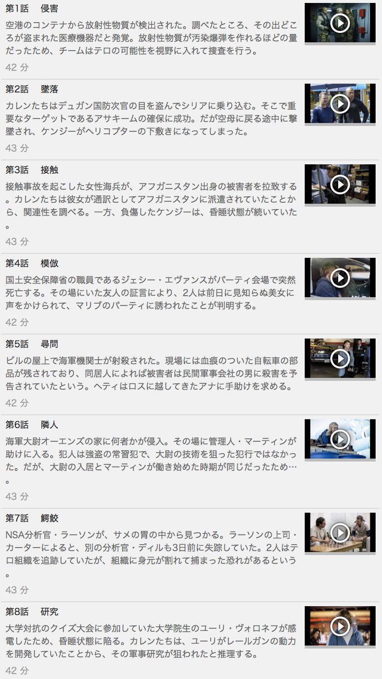 【NCIS:LA ~極秘潜入捜査班 シーズン8】の動画を全話見る方法は「U-NEXT(ユーネクスト)の31日間無料視聴」を活用することで解決!