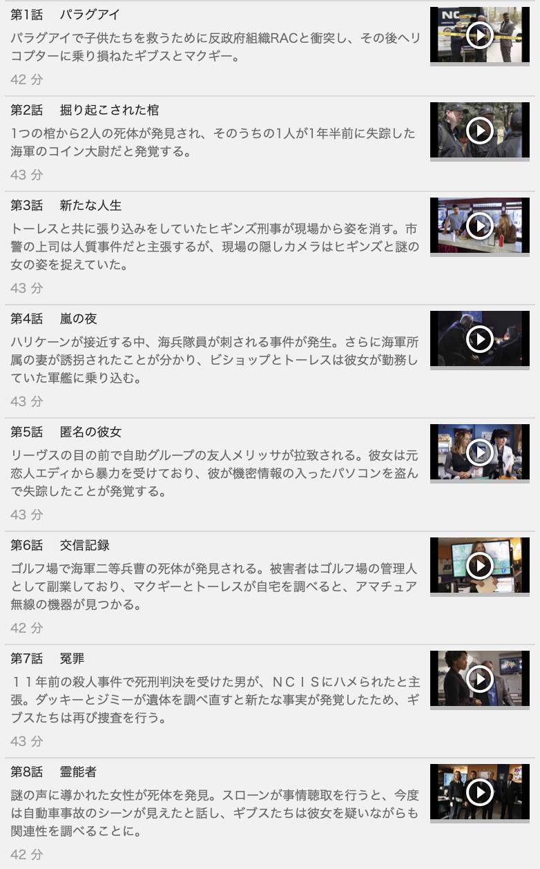 【NCIS~ネイビー犯罪捜査班 シーズン15】の動画を全話見る方法は「U-NEXT(ユーネクスト)の31日間無料視聴」を活用することで解決!
