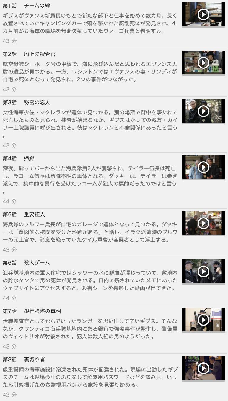 【NCIS~ネイビー犯罪捜査班 シーズン6】の動画を全話見る方法は「U-NEXT(ユーネクスト)の31日間無料視聴」を活用することで解決!