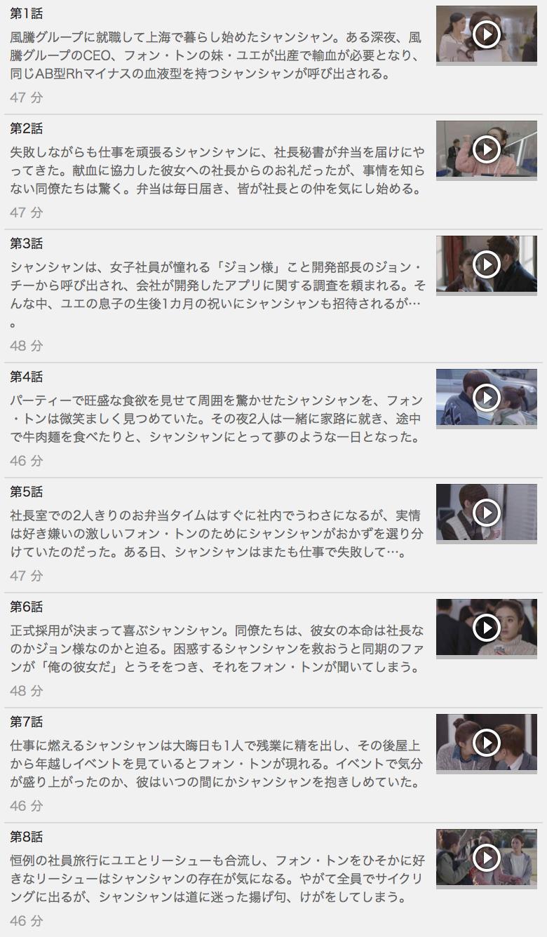【お昼12時のシンデレラ】の動画を全話見る方法は「U-NEXT(ユーネクスト)の31日間無料視聴」を活用することで解決!
