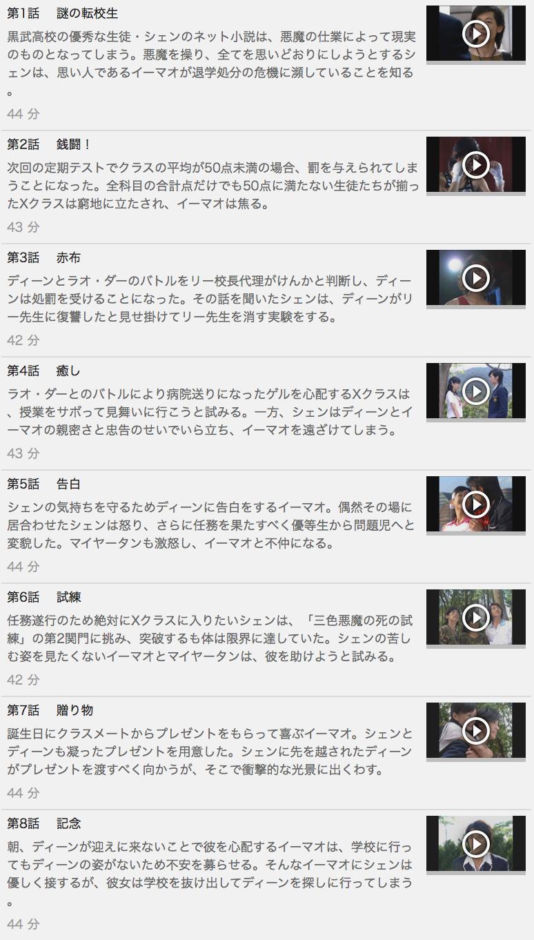 【スクール・ロワイアル~極道學園~】の動画を全話見る方法は「U-NEXT(ユーネクスト)の31日間無料視聴」を活用することで解決!