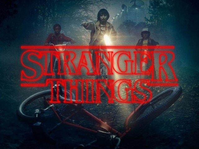 ストレンジャー・シングス<Stranger Things>