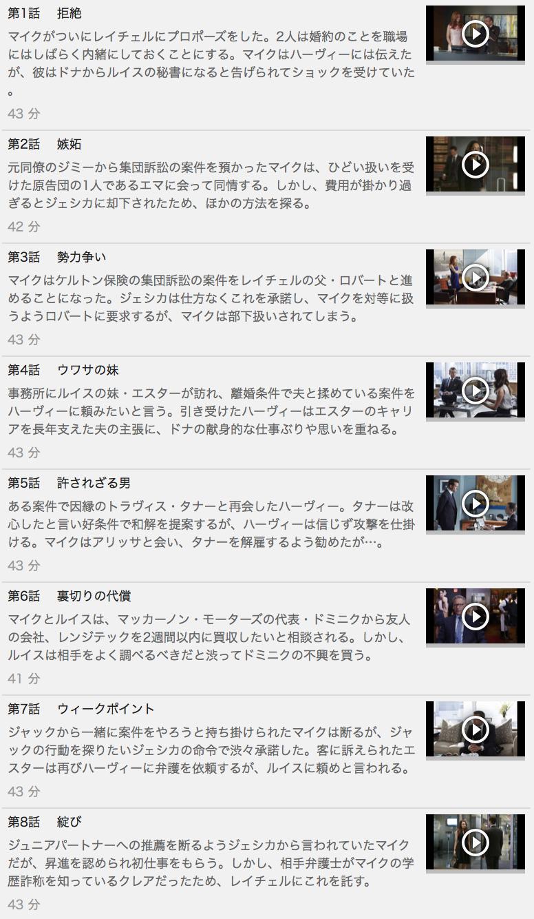 【スーツ シーズン5】の動画を全話見る方法は「U-NEXT(ユーネクスト)の31日間無料視聴」を活用することで解決!