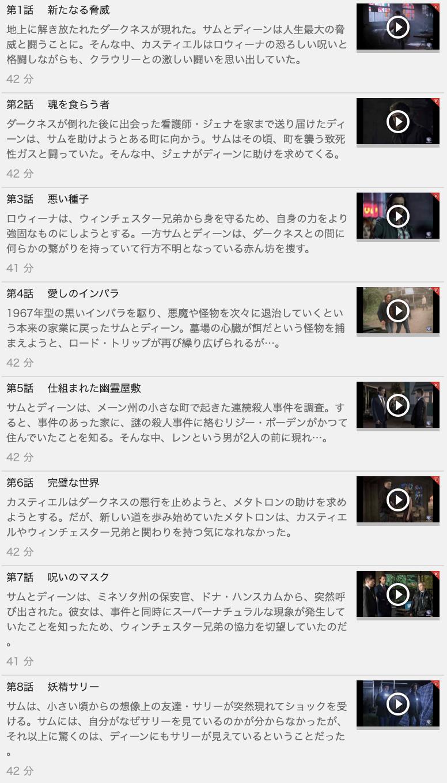 【SUPERNATURAL<スーパーナチュラル> シーズン11】の動画を全話見る方法は「U-NEXT(ユーネクスト)の31日間無料視聴」を活用することで解決!