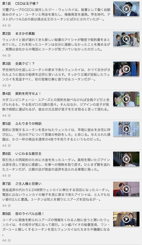 【華麗なる玉子様~スイート・リベンジ~】の動画を全話見る方法は「U-NEXT(ユーネクスト)の31日間無料視聴」を活用することで解決!