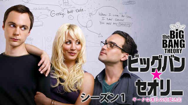 ビッグ・バン・セオリー(ギークなボクらの恋愛法則)<The Big Bang Theory>