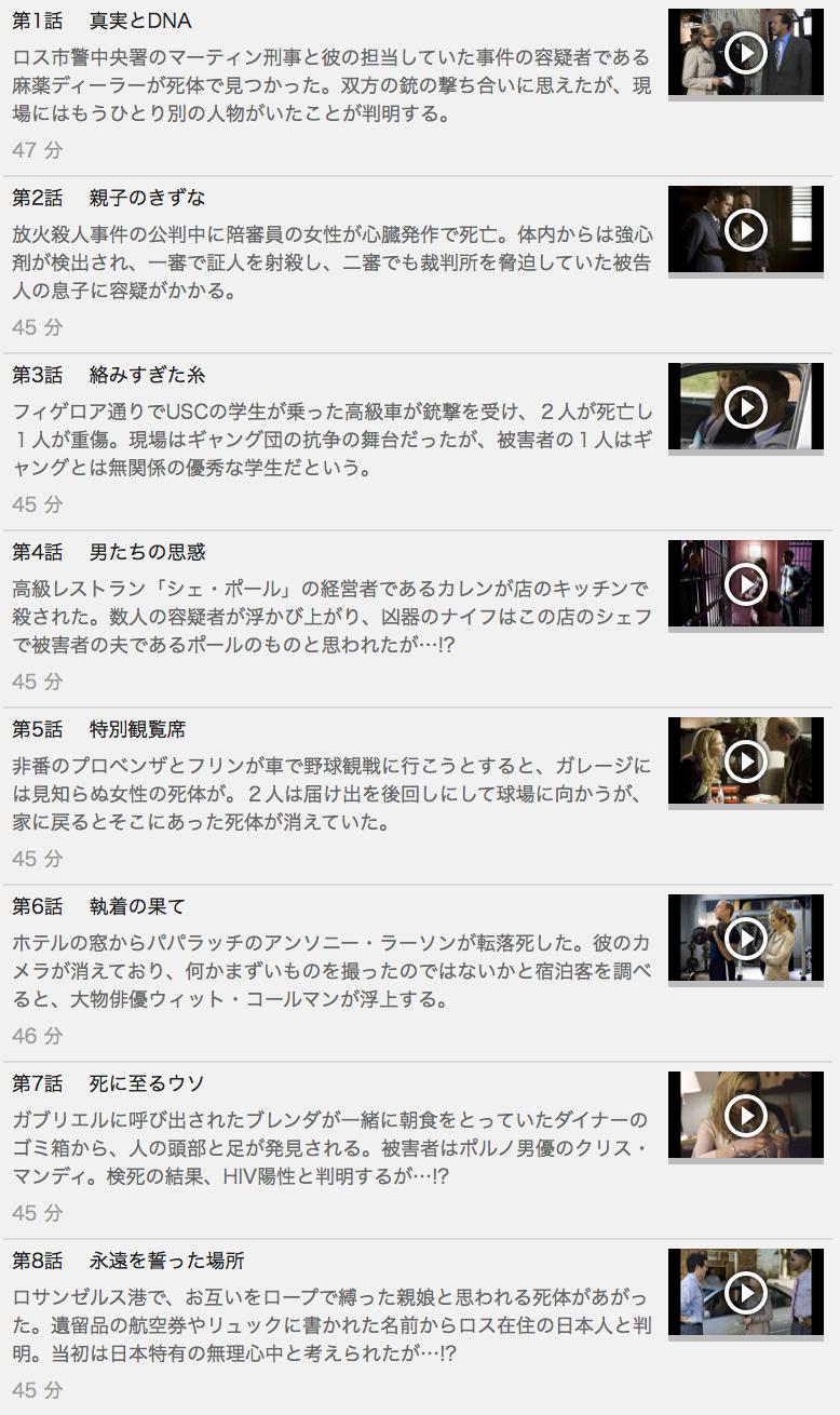 【THE CLOSER<クローザー>シーズン2】の動画を全話見る方法は「U-NEXT(ユーネクスト)の31日間無料視聴」を活用することで解決!