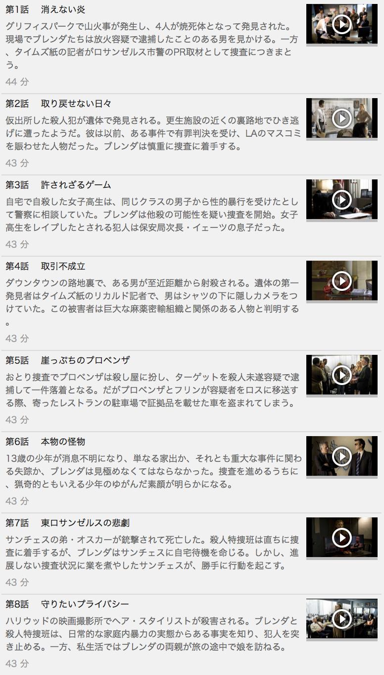 【THE CLOSER<クローザー>シーズン4】の動画を全話見る方法は「U-NEXT(ユーネクスト)の31日間無料視聴」を活用することで解決!