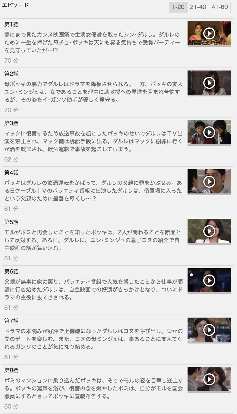 【運命の誘惑】の動画を全話見る方法は「U-NEXT(ユーネクスト)の31日間無料視聴」を活用することで解決!