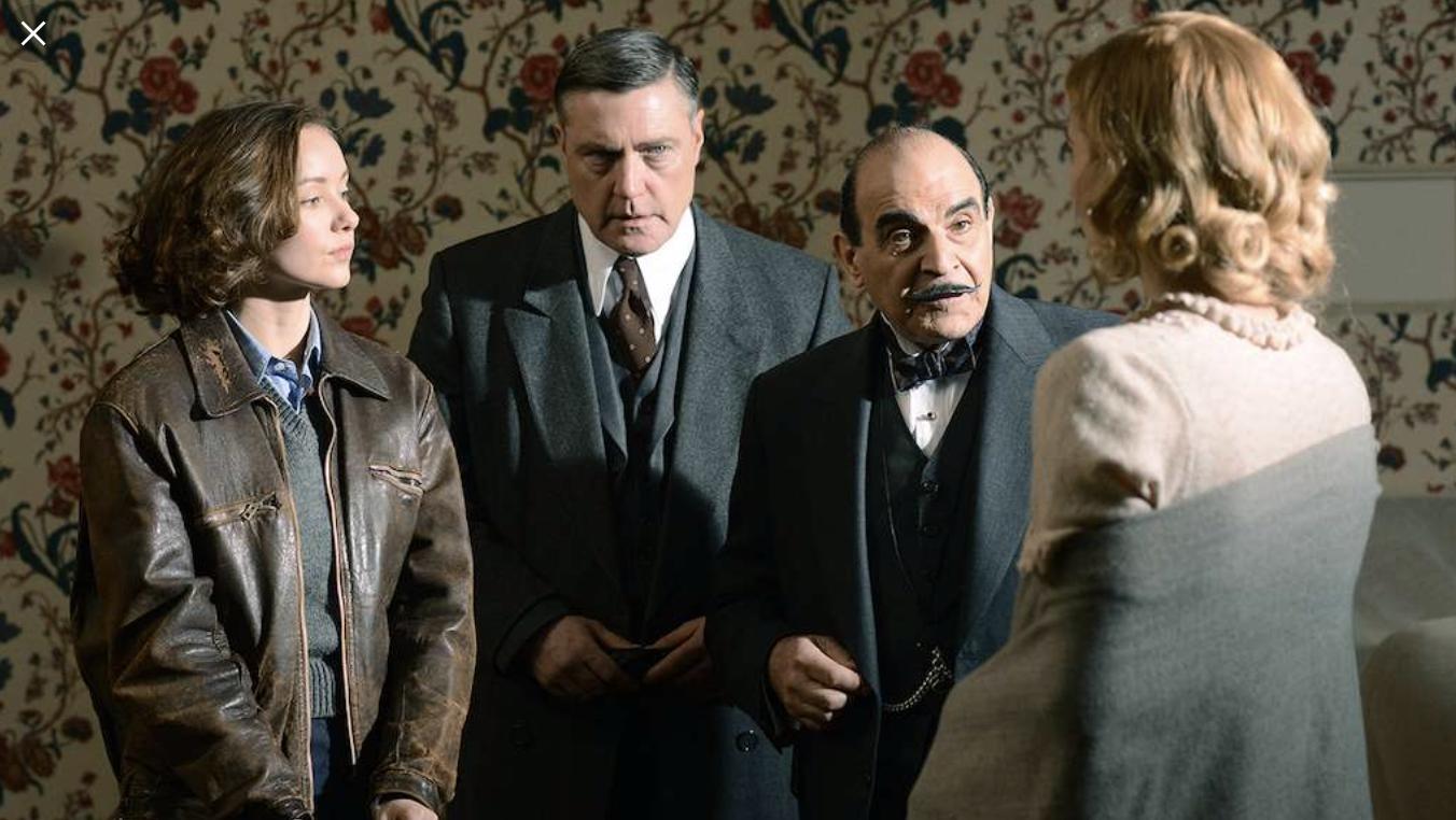 【名探偵ポワロ シーズン13】は全5話のエピソードのさわりを少し紹介!