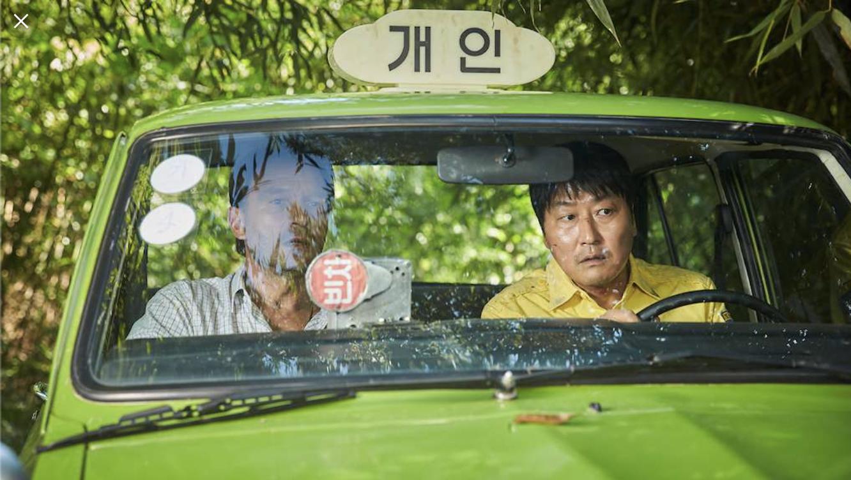 【タクシー運転手~約束は海を越えて~】のキャスト・スタッフ