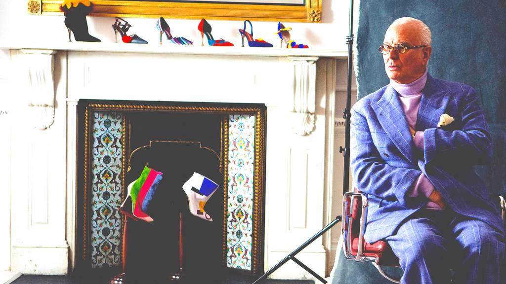 【マノロ・ブラニク トカゲに靴を作った少年】のストーリー(あらすじ)
