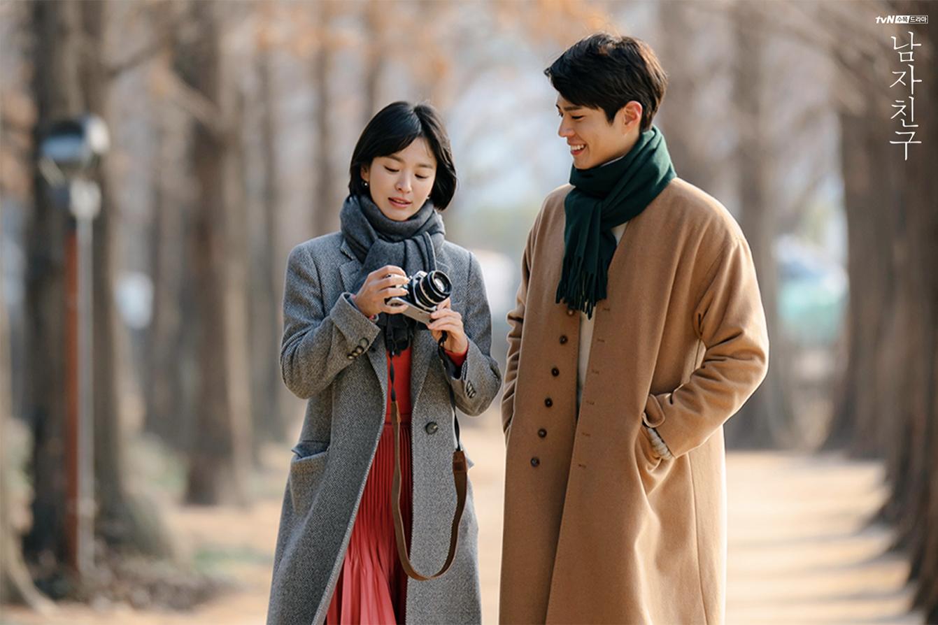 韓国ドラマ【ボーイフレンド(ナムジャチング)】は全16話のエピソードのさわりを少し紹介!
