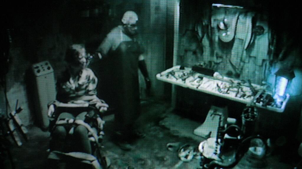 【ヘルアトラクション 絶叫館】のストーリー(あらすじ)