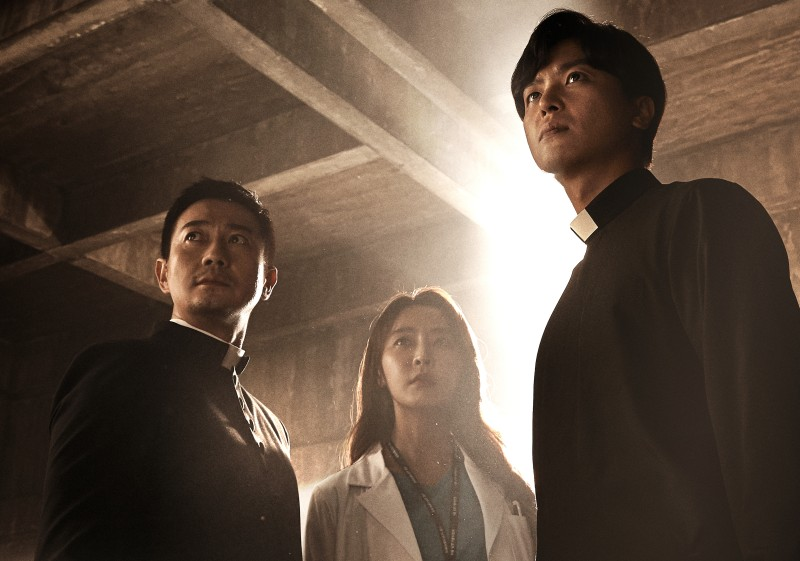 韓国ドラマ【プリースト~君のために~】は全16話のエピソードのさわりを少し紹介!