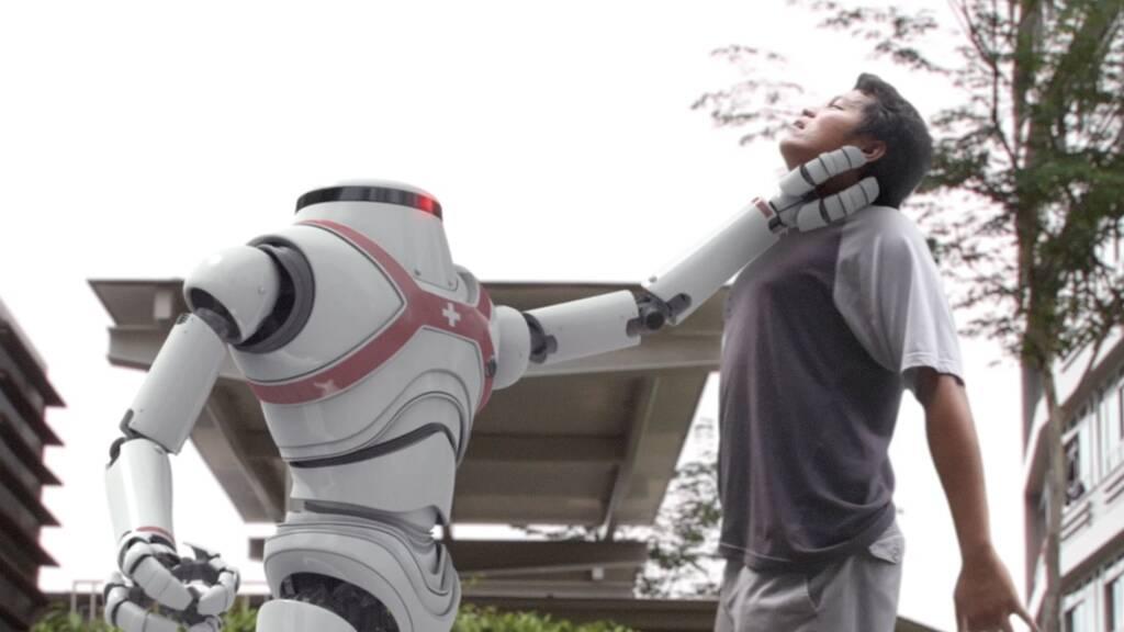 【装甲兵機メタルハンター】のストーリー(あらすじ)