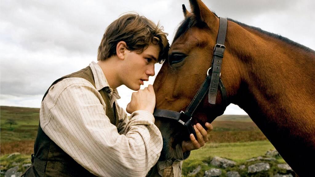 【戦火の馬】のストーリー(あらすじ)