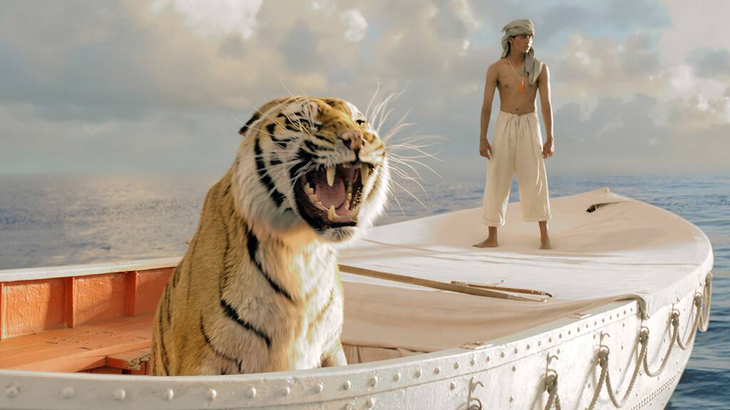 【ライフ・オブ・パイ/トラと漂流した227日】のストーリー(あらすじ)