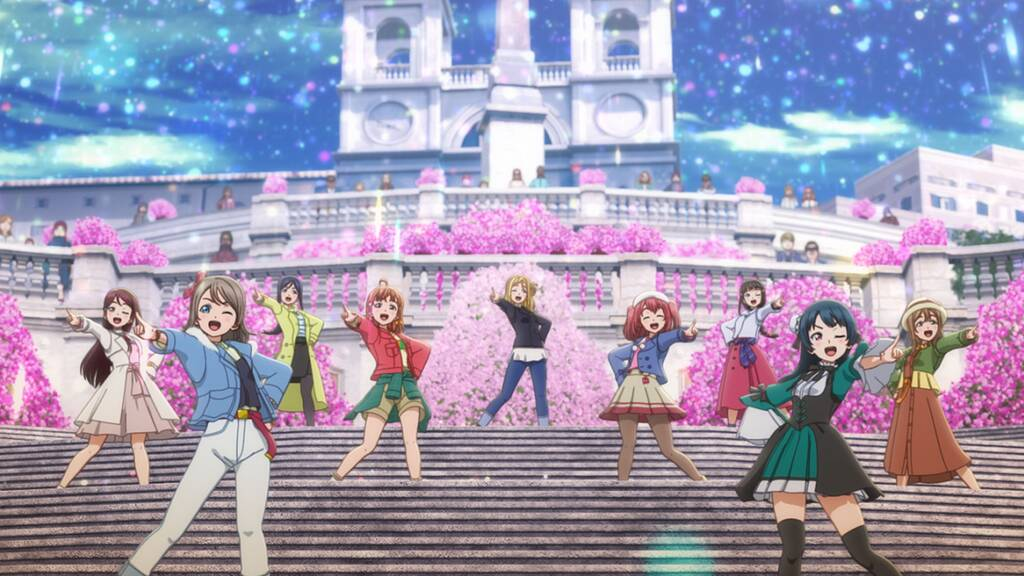 【ラブライブ!サンシャイン!!The School Idol Movie Over the Rainbow】のストーリー(あらすじ)