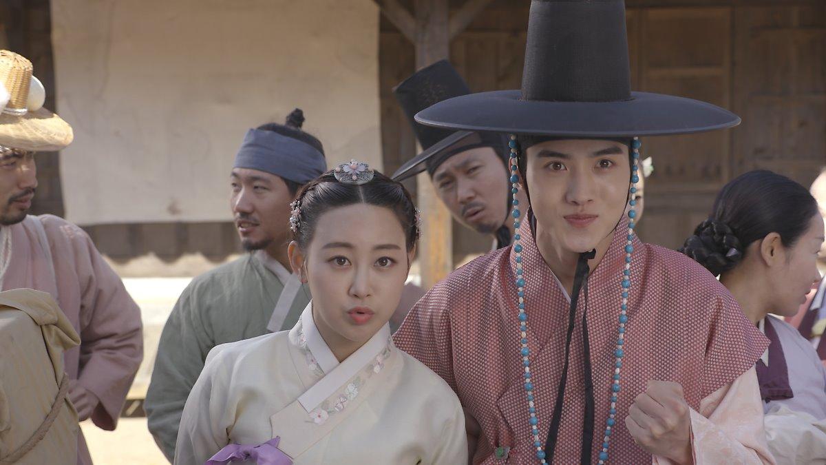 韓国ドラマ【朝鮮美人別伝】のストーリー(あらすじ)