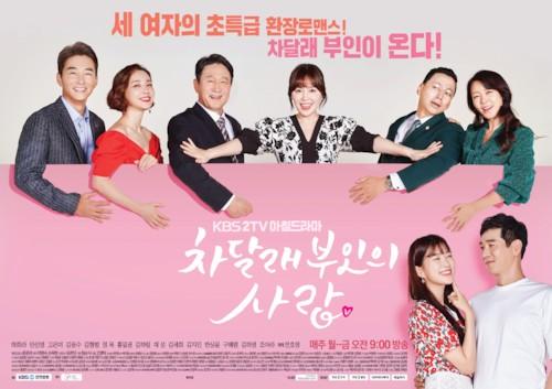 韓国ドラマ【チャ・ダルレ夫人の恋人】のストーリー(あらすじ)