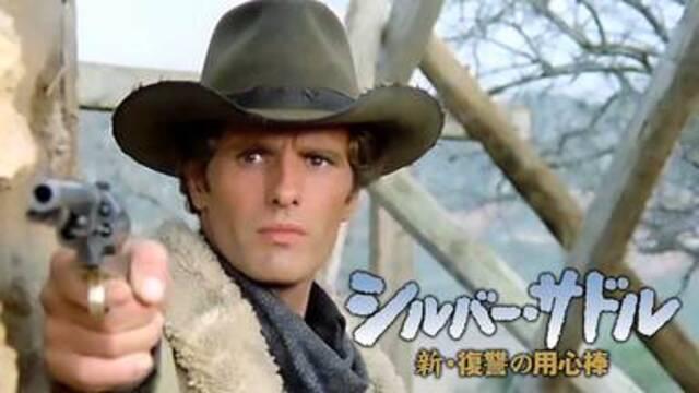 今すぐ見れる映画シルバー・サドル 新・復讐の用心棒(1978年:イタリア:西部劇アクション)】がフル動画で無料視聴できる動画配信サービスはどこ?