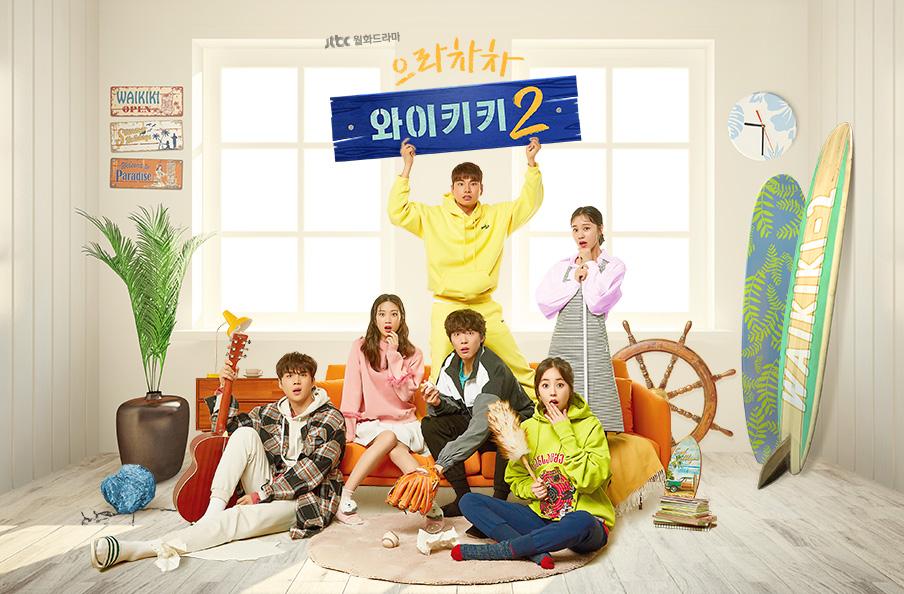 韓国ドラマ【ウラチャチャ!?~男女6人恋のバトル~】は全16話のエピソードのさわりを少し紹介!