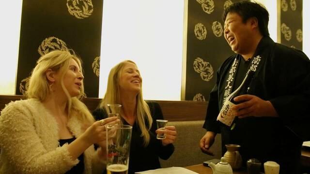 【カンパイ!世界が恋する日本酒】のストーリー(あらすじ)