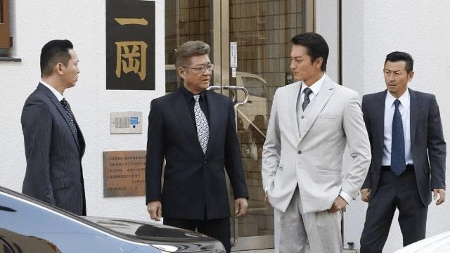 【キングダム5~首領になった男~】のストーリー(あらすじ)
