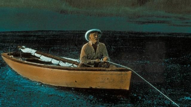 【老人と海】のストーリー(あらすじ)