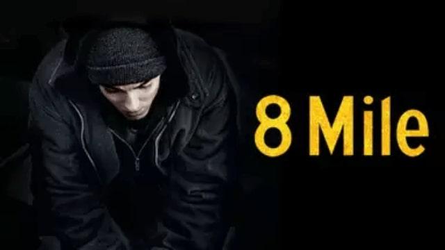 【8 Mile/エイト マイル】映画を無料フル動画視聴する方法丨無料映画視聴におすすめVOD動画配信サービスはどこ?