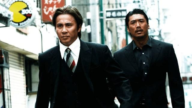 【仁義の聖戦~ジャックナイフ~完結編】のストーリー(あらすじ)
