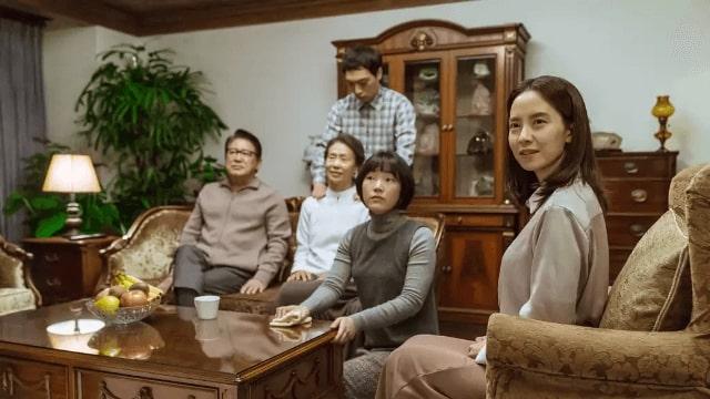 【食われる家族】のストーリー(あらすじ)