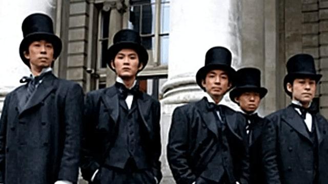 映画【長州ファイブ】の見所・ストーリー(あらすじ)・出演の俳優と女優は?