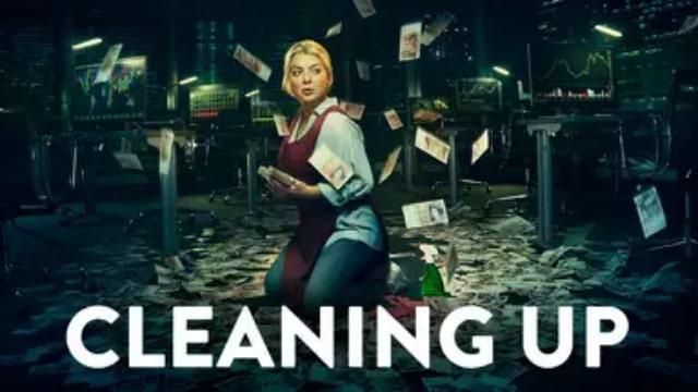 【クリーニング・アップ<CLEANING UP>(2019年:イギリス:社会派ヒューマンドラマ)】海外ドラマを無料動画で全話フル視聴する方法|海外ドラマの見逃し視聴におすすめ動画配信サービス(VOD)はどれ?
