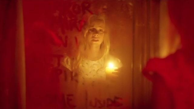 【ビハインド・ユー -その「何か」は、鏡の中にいる-】のストーリー(あらすじ)