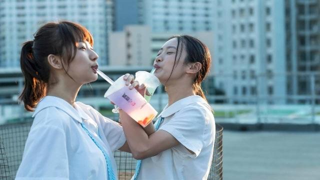 【THE CROSSING~香港と大陸をまたぐ少女~】のストーリー(あらすじ)