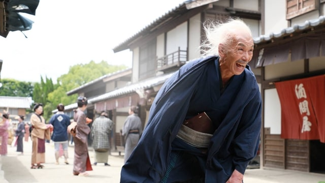 【HOKUSAI】のストーリー(あらすじ)